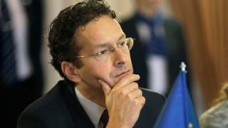 Ντάισελμπλουμ: Στο 3,5% του ΑΕΠ έως και το 2022 το ελληνικό πλεόνασμα
