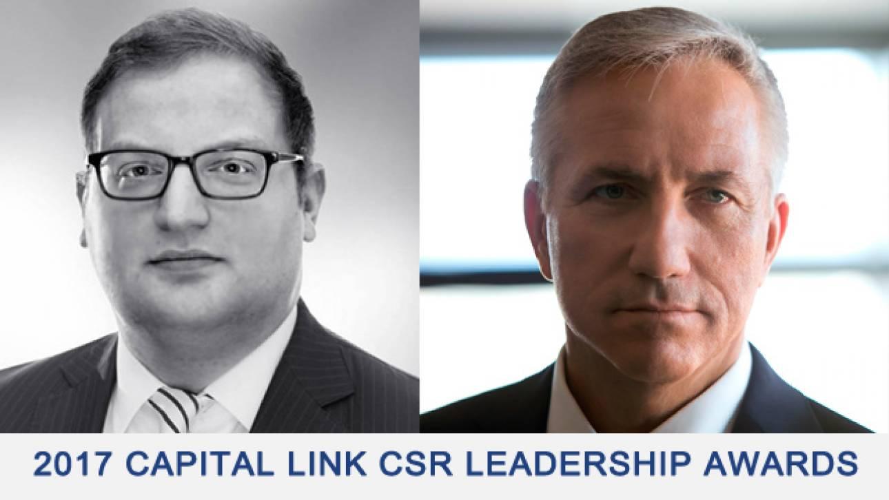 7ο Ετήσιο Capital Link CSRinGreece Συνέδριο Εταιρικής Κοινωνικής Ευθύνης