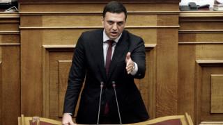 Ο Κικίλιας στην κυβέρνηση: Είστε εχθροί του ελληνικού λαού...