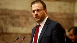 Θεοχαρόπουλος: Τσίπρας και Τσακαλώτος να φορέσουν ποσέτ για τα δάκρυα του λαού