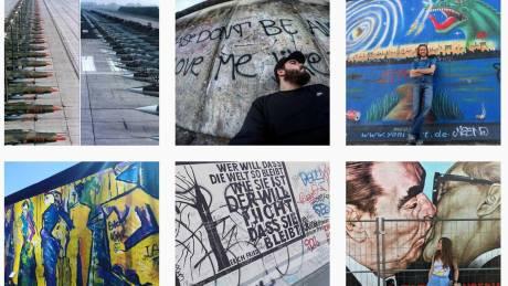 Τα δέκα αξιοθέατα που «λατρεύει» όλο το Instagram
