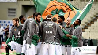 Α1 μπάσκετ: Προβάδισμα 2-1 για τον Παναθηναϊκό Superfoods κόντρα στην ΑΕΚ