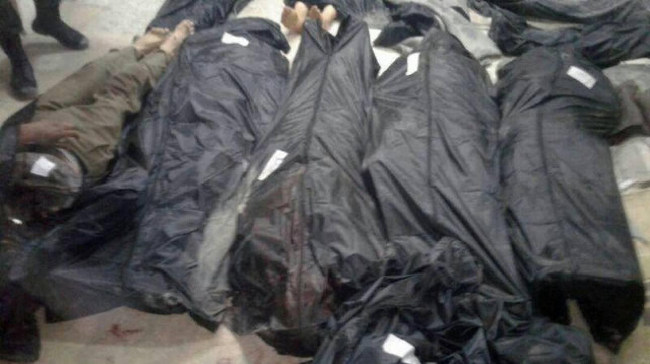 Πολύνεκρη επίθεση από τον ISIS στη Συρία - Πάνω από 50 οι νεκροί (pics)