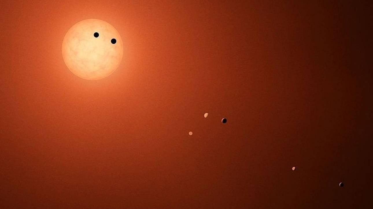 Δυνητικά κατοικήσιμος εξωπλανήτης του Trappist-1, που ίσως έχει ατμόσφαιρα