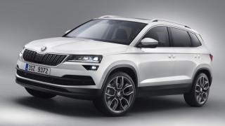 Το Karoq είναι το καινούργιο κόμπακτ SUV της Skoda