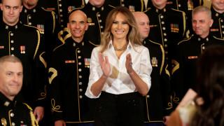 Μελάνια Τραμπ: Το παρθενικό της ταξίδι ως Πρώτη Κυρία των ΗΠΑ