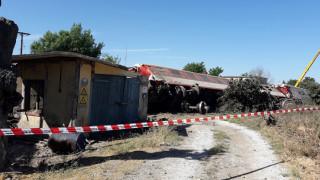 Εκτροχιασμός τρένου στο Άδενδρο: Η υπερβολική ταχύτητα ήταν η αιτία του δυστυχήματος