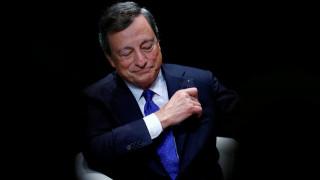 Μάριο Ντράγκι: Η κρίση στην Ευρωζώνη ξεπεράσθηκε