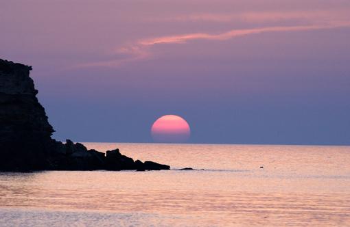 Antiparos Sunset