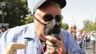 ΙΣΑ: Επικίνδυνα τα χημικά που έριξαν τα ΜΑΤ στη διαδήλωση