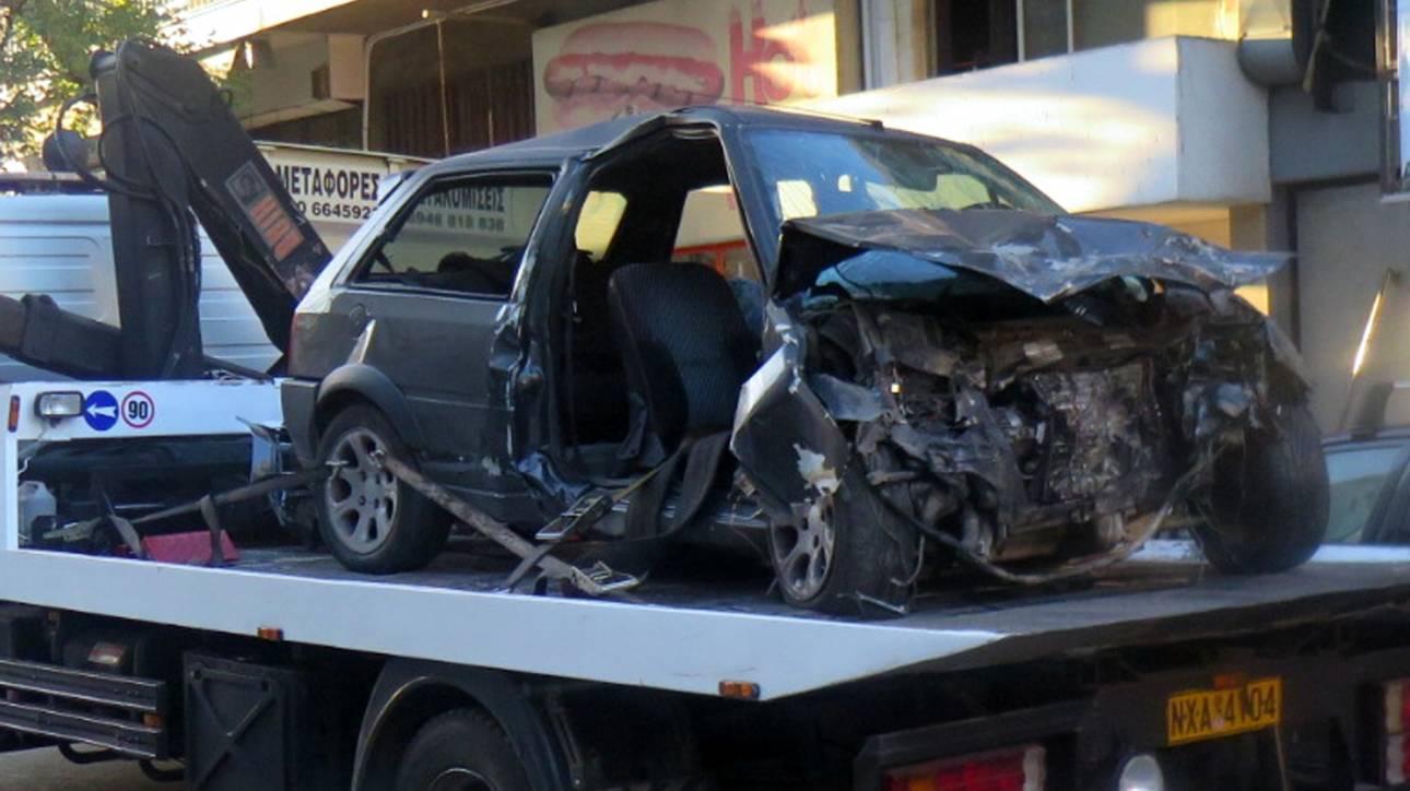 Τροχαίο με τραυματισμούς στην Εθνική Οδό Πύργου-Πατρών (pics&vid)