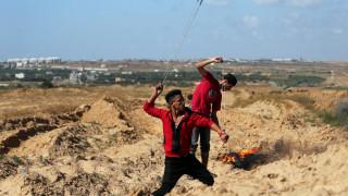Δεκάδες Παλαιστίνιοι τραυματίστηκαν σε διαδήλωση στο Ισραήλ