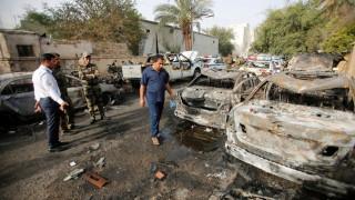 Πολλοί νεκροί από εκρήξεις παγιδευμένων αυτοκινήτων στο Ιράκ