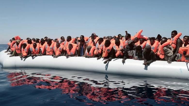 4.400 μετανάστες διασώθηκαν στη Μεσόγειο μέσα σε δύο ημέρες