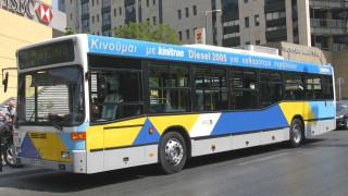 Χωρίς λεωφορεία μέχρι τη Δευτέρα η Θεσσαλονίκη