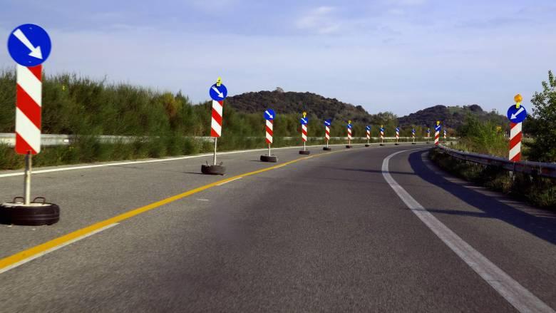 Πάτρα: Κυκλοφοριακές ρυθμίσεις στην Ιόνια Οδό