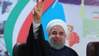 Επανεξελέγη πρόεδρος του Ιράν ο Ροχανί