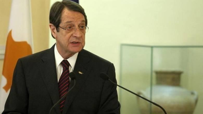 Το Κυπριακό στο επίκεντρο της συνάντησης Αναστασιάδη - Μογκερίνι