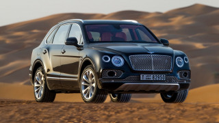 H Bentley Bentayga Falconry διαθέτει ειδική θέση για γεράκι…