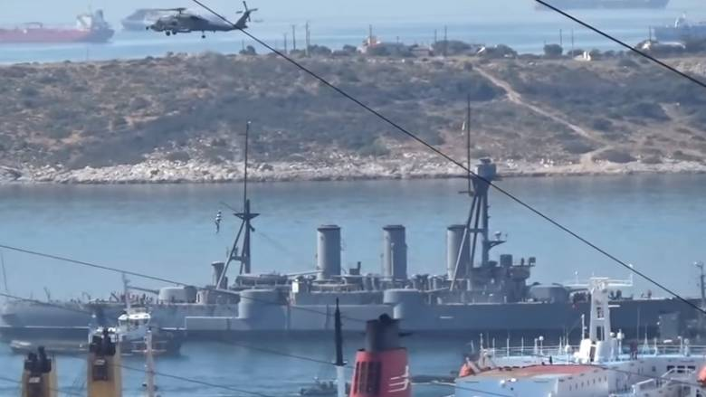 To Πολεμικό Ναυτικό απαντά στους Τούρκους με ένα βίντεο
