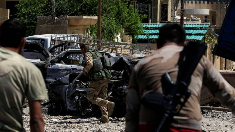 Ιράκ: 35 νεκροί από βομβιστικές επιθέσεις του Ισλαμικού Κράτους