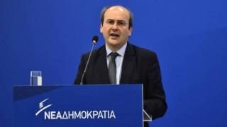 Χατζηδάκης: Η πολιτική της κυβέρνησης σκοτώνει την οικονομία της χώρας