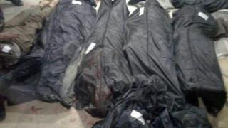 Τζιχαντιστές εκτέλεσαν δύο παιδιά με μία σφαίρα στο κεφάλι και έκαψαν τις σορούς τους