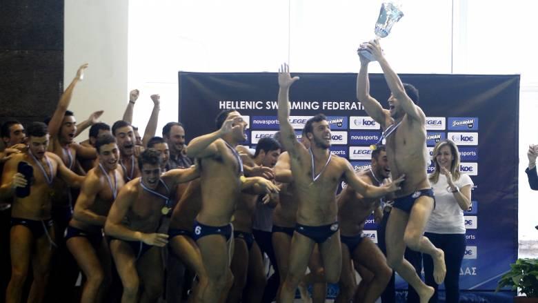 Πόλο: Ο ΝΟΒ νίκησε τον Ολυμπιακό στον τελικό και κατέκτησε το Κύπελλο
