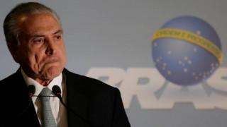 Βραζιλία: Ο Μισέλ Τέμερ υποστηρίζει ότι το ακουστικό υλικό που τον ενοχοποιεί είναι κατασκευασμένο
