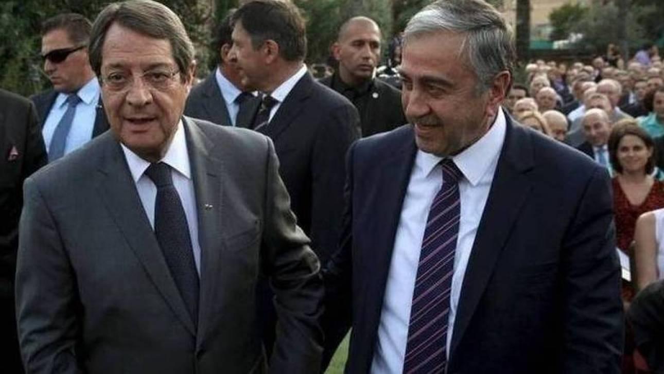 Κυπριακό: Η πρόταση Αναστασιάδη στον Ακιντζί για την απεμπλοκή των διαπραγματεύσεων