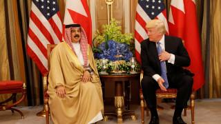 Η αλλαγή στάσης των ΗΠΑ με τη Σαουδική Αραβία - Τι πούλησε ο Τραμπ για 5 δισ. δολάρια