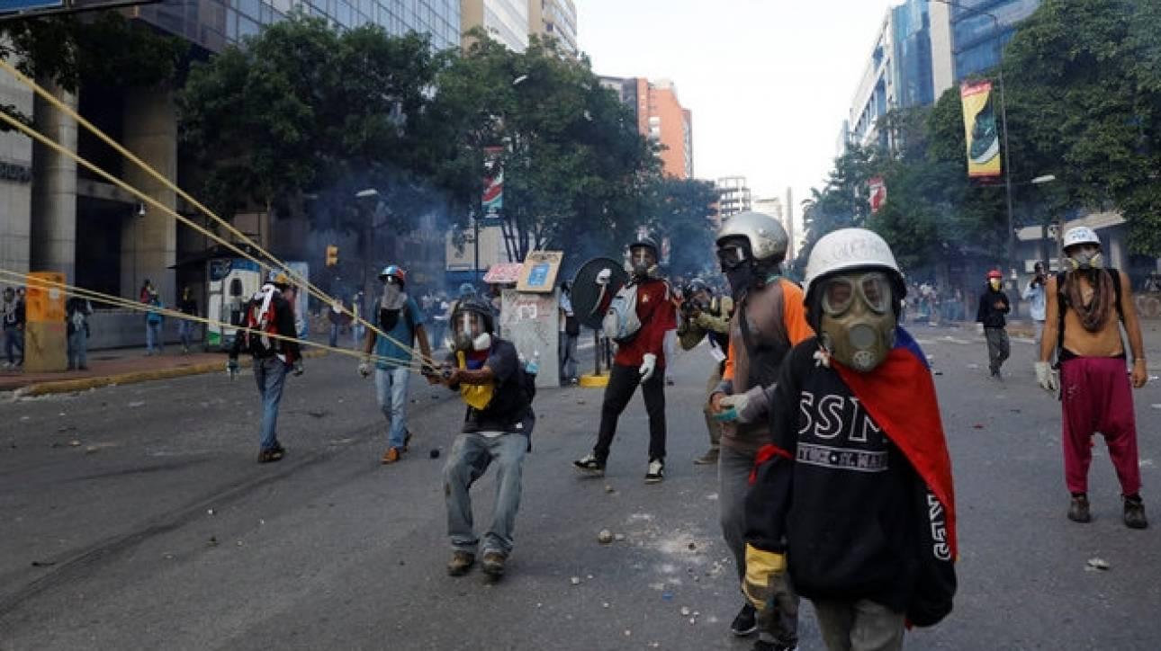 Χάος στην Βενεζουέλα - Τον πυρπόλησαν γιατί έκλεψε - ΣΚΛΗΡΕΣ ΕΙΚΟΝΕΣ