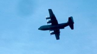 Ατύχημα με αεροσκάφος της Πολεμικής Αεροπορίας που μετέφερε ασθενή