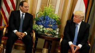 Ο Τραμπ ανακοίνωσε πως σχεδιάζει να επισκεφθεί την Αίγυπτο