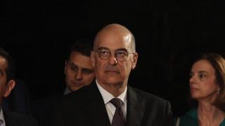 Ο Νίκος Δένδιας για την επίθεση που δέχθηκε από τον Ηλία Κασιδιάρη