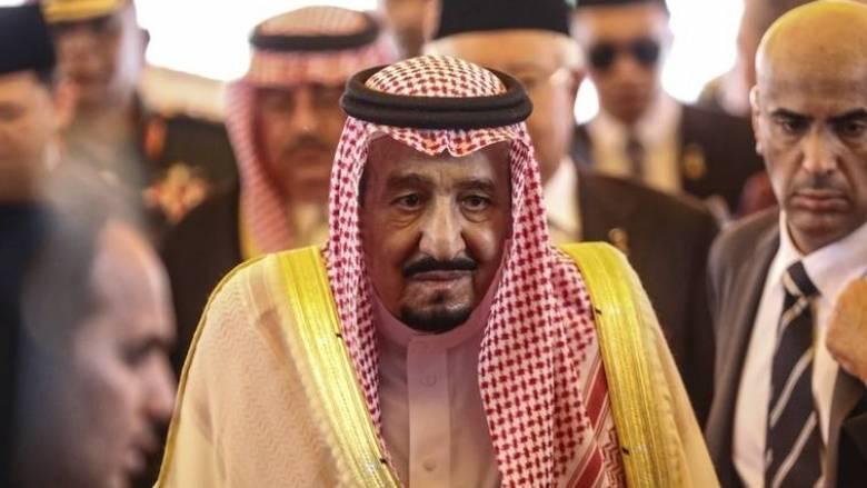 Το Ιράν ηγείται της διεθνούς τρομοκρατίας, λέει ο Σαουδάραβας βασιλιάς Σαλμάν