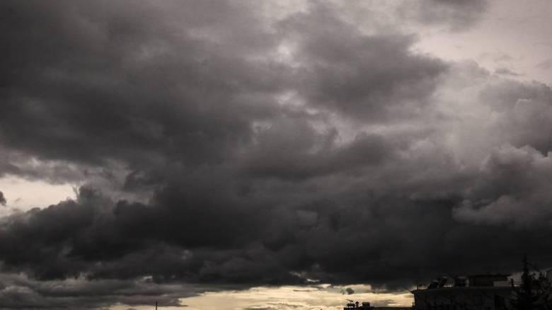 Καιρός: Άστατος ο καιρός τη Δευτέρα - Πού θα βρέξει