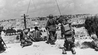 Πόλεμος των Έξι Ημερών: 50 χρόνια μετά, η ειρήνη παραμένει ζητούμενο (pics&vid)