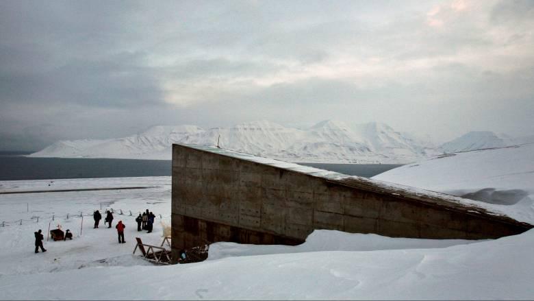 Κινδυνεύει η «Κρύπτη της Αποκάλυψης» από το λιώσιμο των πάγων; (Pics+Vid)
