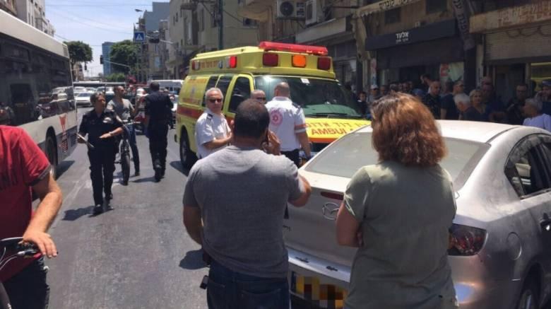 Αυτοκίνητο έπεσε σε πλήθος στο Τελ Αβίβ, αναφορές για τραυματίες