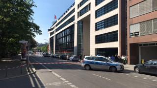 Βερολίνο: Συναγερμός στην έδρα του SPD λόγω ύποπτου αντικειμένου (pics)