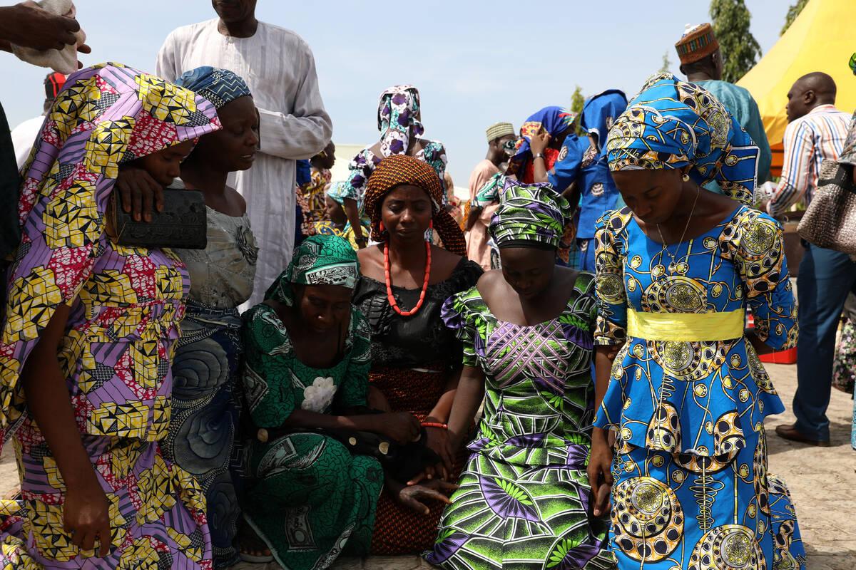 2017 05 20T161445Z 1777329704 RC1276912210 RTRMADP 3 NIGERIA SECURITY GIRLS