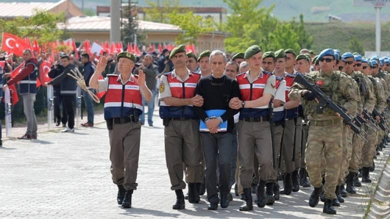 Άγκυρα: Ξεκίνησε η δίκη των κατηγορουμένων για συμμετοχή στο πραξικόπημα κατά του Ερντογάν