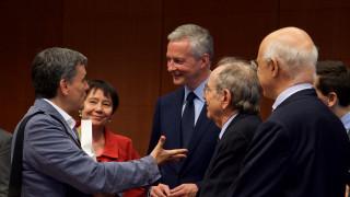 Eurogroup Live: Η κρίσιμη συνεδρίαση για το ελληνικό χρέος