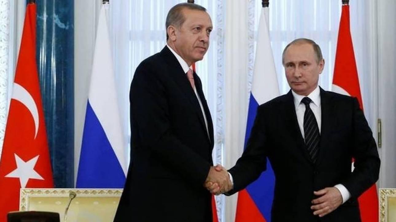 Ρωσία και Τουρκία ήραν τους περιορισμούς στις εμπορικές τους συναλλαγές