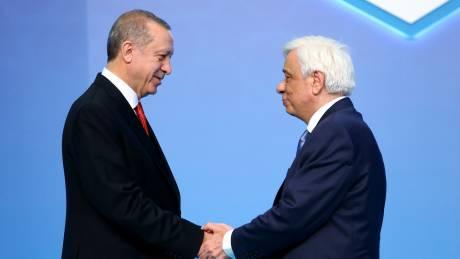 Ερντογάν σε Παυλόπουλο: Μην ανησυχείς αγαπητέ μου φίλε στην Φενέρ είναι και ο Σλούκας