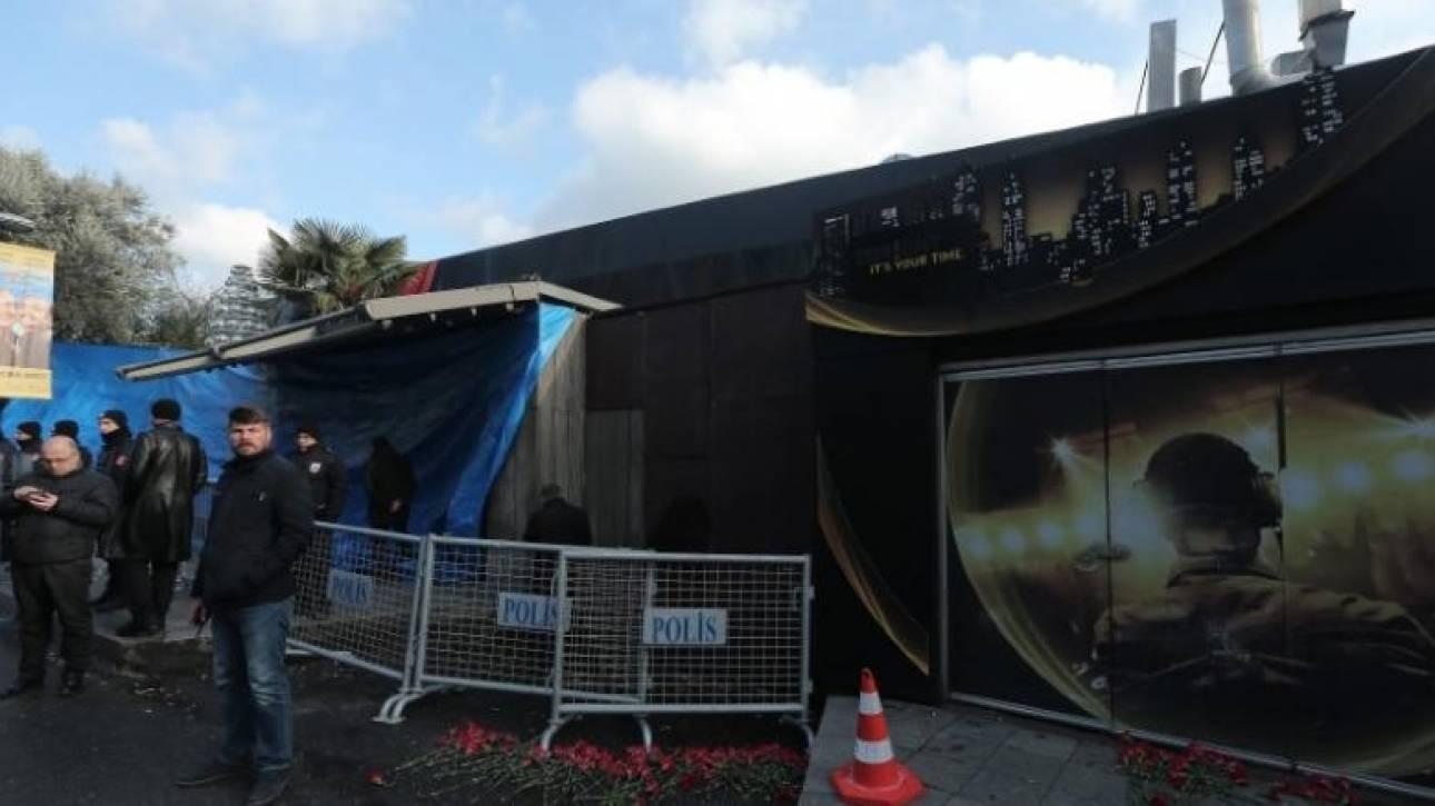 Κατεδαφίστηκε το κέντρο Ρέινα όπου οι τζιχαντιστές σκότωσαν 39 άτομα (pics)