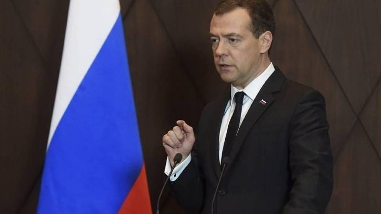 Ο Μεντβέντεφ αποκάλυψε τις συζητήσεις με Ελλάδα και Βουλγαρία για τον Turkish Stream