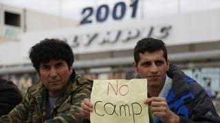 Σύγχυση σχετικά με επικείμενη επιχείρηση εκκένωσης του Ελληνικού