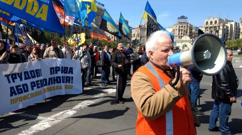 Τρία χρόνια μετά την πλατεία Μαϊντάν η απογοήτευση κυριαρχεί στην Ουκρανία